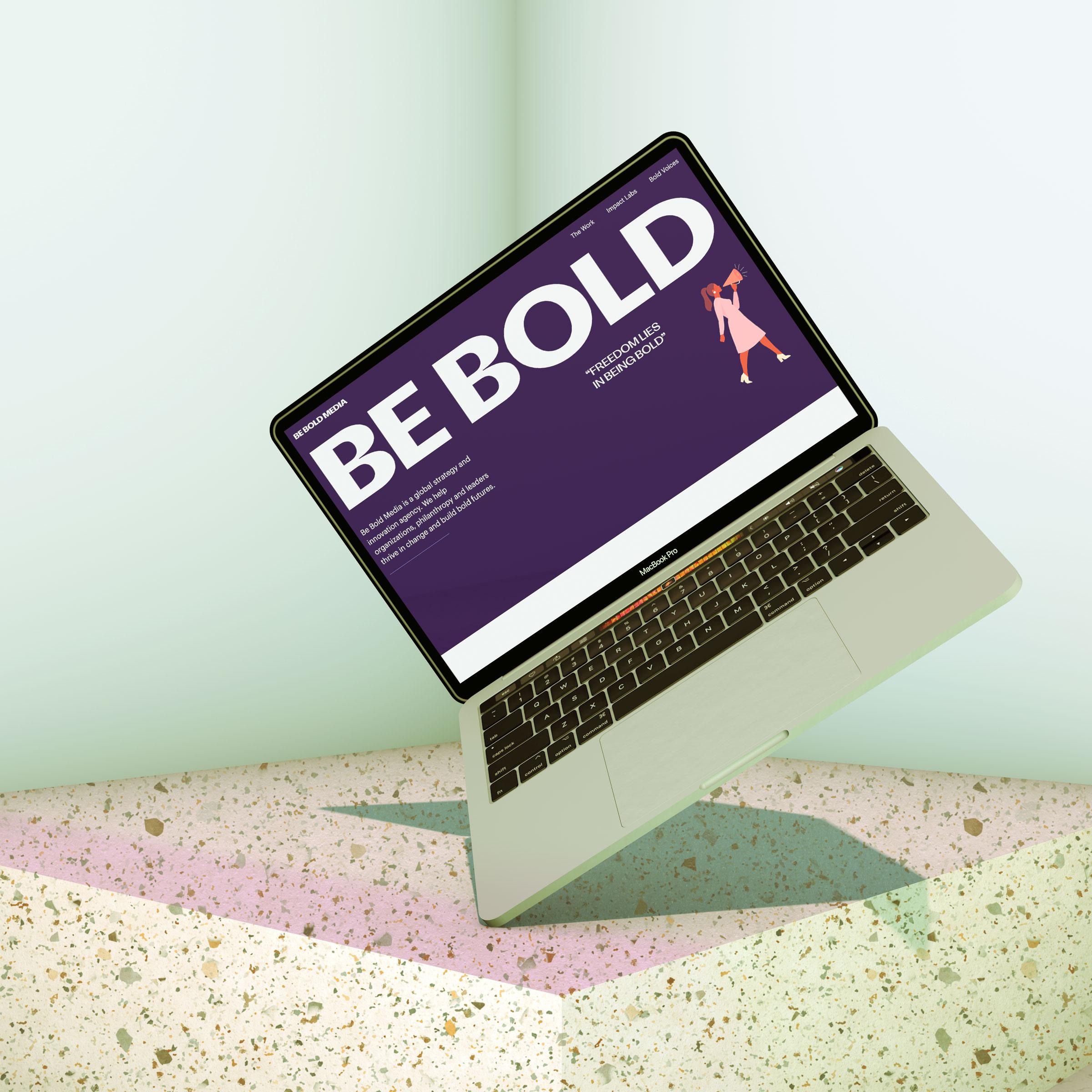 Be Bold Media